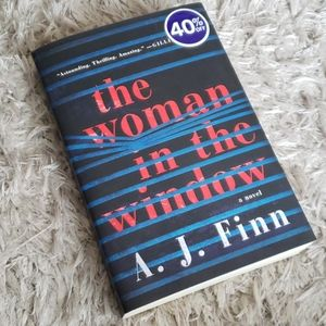 Other - THE WOMAN IN THE WINDOW: A NOVEL by A. J Finn